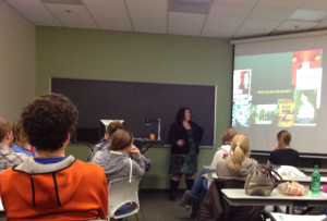 Otterbein Guest Lecture